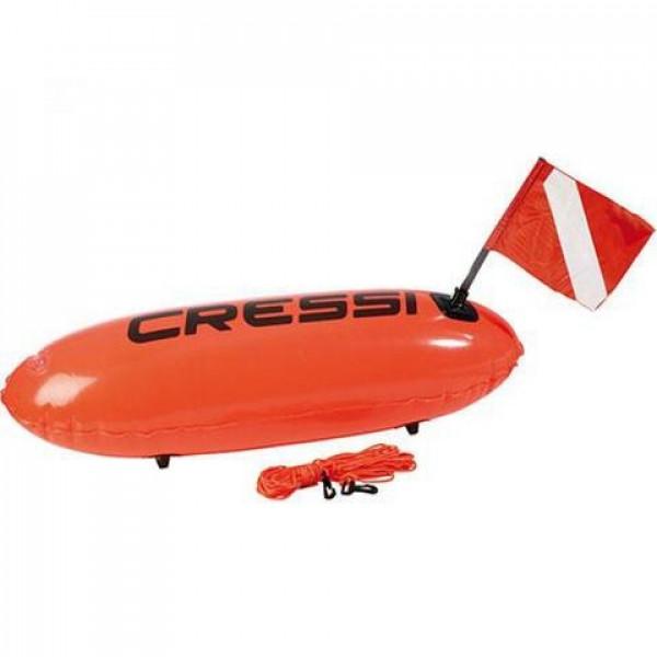Cressi Torpedo Float Bøje