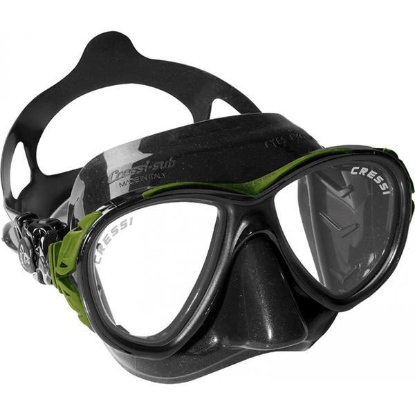 Cressi Eyes Evolution Black Maske